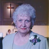 Evelyn Nancy Miller Southerland