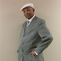 "Mr.  Willie ""Buda""  Clyde Mitchell"