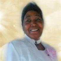 Mrs. Dorothy Pearl Bush - Lucious