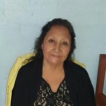 "Juanita ""Sylvia"" Cisneros"