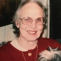 Mrs. Anna Gillespie Rogers