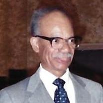 Clarence Algernon Brooks