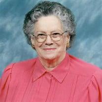 Wanda Opal Judd