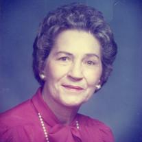 Irene Elizabeth Wells