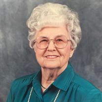 Mrs. Ora Mae Denton Boykin Tobias