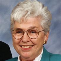 Janet Louise Ward