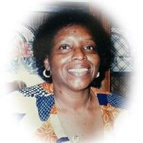 Mrs. Marion Rosetta Walker