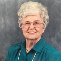 Mrs Ora Mae Denton Boykin Tobias