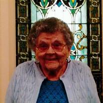 Queenie M. Blodgett