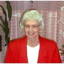 Clara Lou Toombs