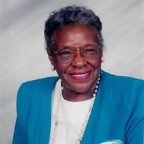 Mrs. Valerie Inez Britton