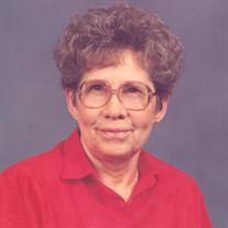 Mrs. Ellie Mae Orr