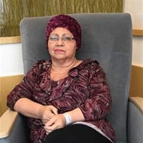 Blanca Lidia Paz Reyes