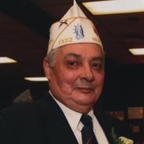 Albert G Hewitt