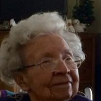 Gloria M Clark