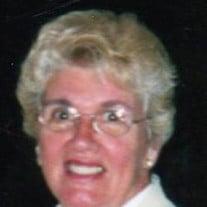 Margaret Mary 'Midge' Hurtubise