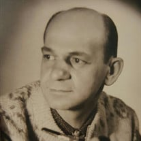 """Alexander """"Alex"""" Zobkiw"""