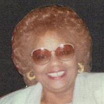 Mrs. Gloria Jean Washington