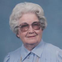 Dorothy May Hatcher