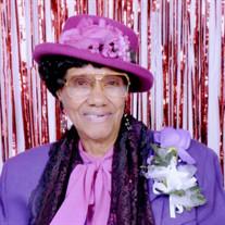 Mrs. Beatrice  McCall