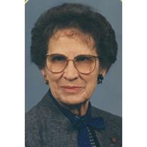 Evelyn M. Fields