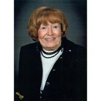 Clara Mae Parr