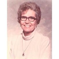 Margaret Yvonne Peg' Applebee
