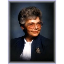 Margie Marie Marge' Hanson