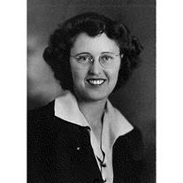 Grace Lillian Chindberg