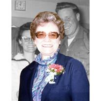 Dolores Marie Cecila 'Dee' Waldo