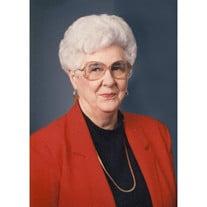 Opal Louise Peden