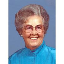 Elizabeth Georgia Betty' Crabb