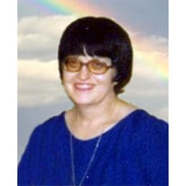 Evelyn Geraldine Delfs