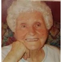 Sadie A. Judy' Burke