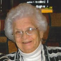 Elizabeth Mae Sherman