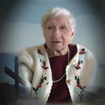 Mamie Brinegar Brooks