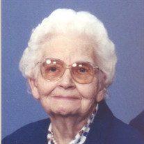 Doris Elizabeth Benedict Ross