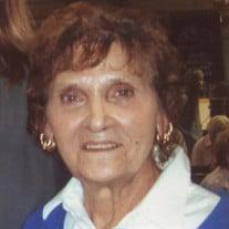 Janet Elizabeth Cronk