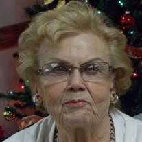 Nancy Helene (Vercoe) Stinson