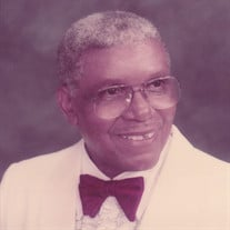 Mr.  Cleveland Glover Sr