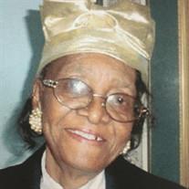 Mrs. Thelma Marie Phipps Dixon
