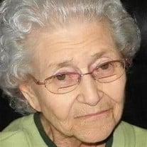 Hazel Testerman Saunders