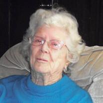 Mildred Lorene Rhodes