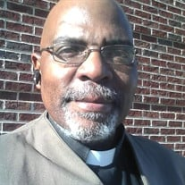 Bishop Calvin Daniel Newsome