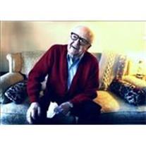 Dr. Richard Aloysius McGovern