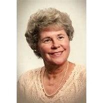 "Margaret ""Peggy"" J. Barnes"