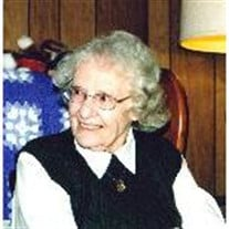 Margaret Hewett