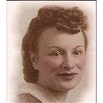 Irene Marie (Goulet) Poirier