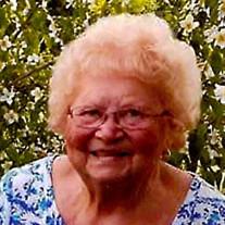 Nettie Irene Fredrickson