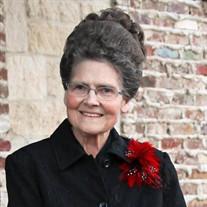 """Patricia """"Tish"""" Borne Hodges"""